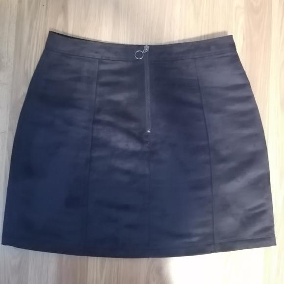 Grey Skirt (Old Navy)
